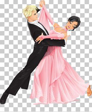 Ballroom Dance Waltz Foxtrot Dance Move PNG