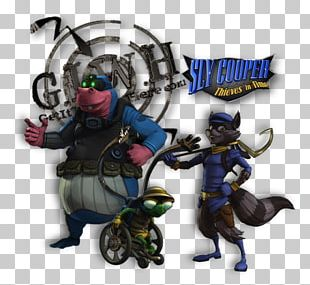Sly Cooper: Thieves In Time Technology Action & Toy Figures Animated Cartoon PNG