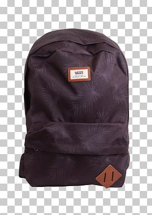 Backpack Black M PNG