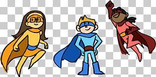 Batman Superhero Cartoon PNG
