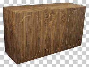 Wood Stain Buffets & Sideboards Rectangle PNG