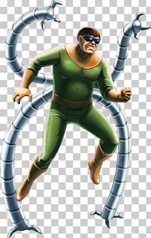 Dr. Otto Octavius Spider-Man Wolverine Doctor Doom Marvel: Avengers Alliance PNG