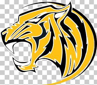 Tiger Lion Logo Design PNG