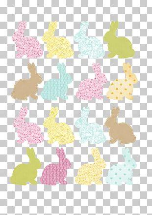 Creativity Rabbit Silhouette PNG