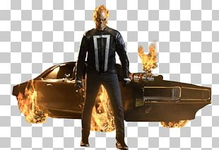 Johnny Blaze Phil Coulson Robbie Reyes Agents Of S.H.I.E.L.D. PNG