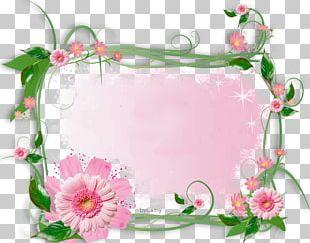 Paper Borders And Frames Frames Flower PNG