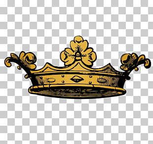 Crown Cartoon Drawing Illustration PNG