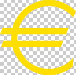 Euro Sign Currency Symbol Pound Sign Euro Coins PNG