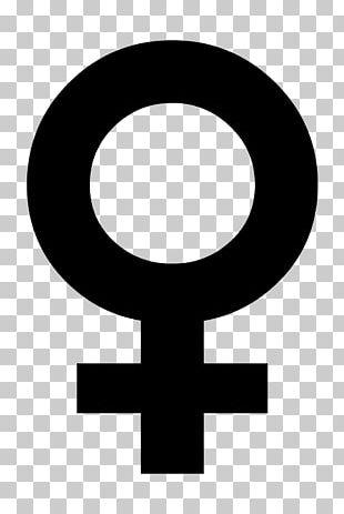 Gender Symbol Female PNG