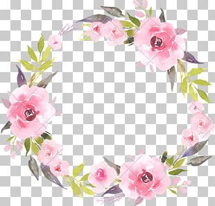 Watercolor Painting Floral Design Flower Stock Photography PNG