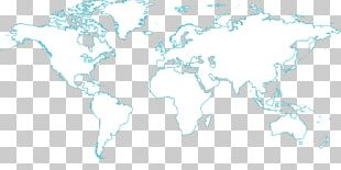 World Map World Map Drawing Water PNG