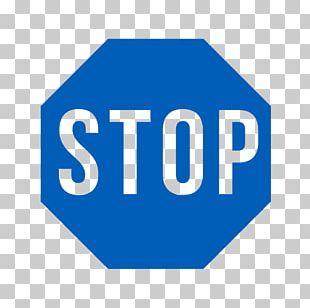Stop Sign Signage Logo Traffic Sign Brand PNG
