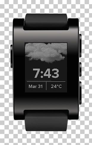 Pebble Classic Samsung Galaxy Gear Smartwatch Pebble STEEL PNG