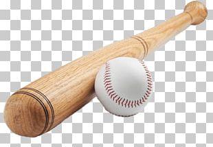 Baseball Bat & Ball PNG