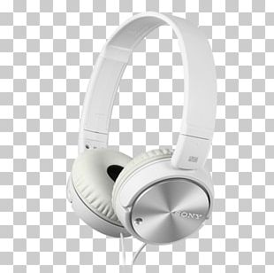 Noise-cancelling Headphones Sony ZX110 Active Noise Control Sony Headphone Misship PNG