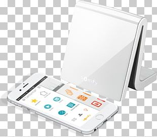 Smartphone Tahoma Premium Portable Media Player IPhone Automation PNG