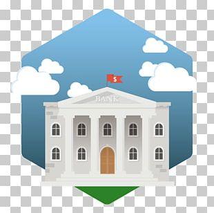 Building Bank Illustration PNG
