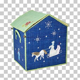 The Snow Queen Fairy Tale Box Basket Toy PNG