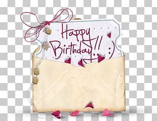Happy Birthday To You Name Day Greeting & Note Cards Anniversary PNG