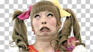 Kyary Pamyu Pamyu YouTube Funny Face Musician Meme PNG