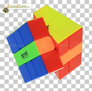 Jigsaw Puzzles Square-1 Rubik's Cube Toy Block PNG