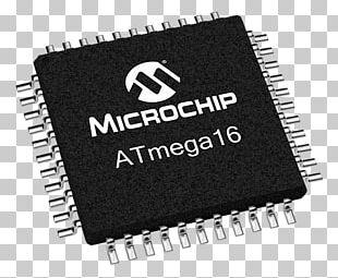 PIC Microcontroller Atmel AVR Intel MCS-51 Electronics PNG