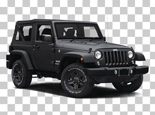 2018 Jeep Wrangler JK Sport Chrysler Sport Utility Vehicle Dodge PNG