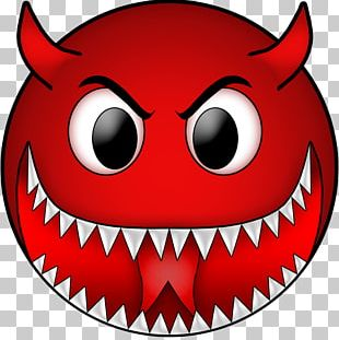 Devil Smiley Emoticon PNG