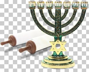 Menorah Judaism Torah Jewish People Bible PNG