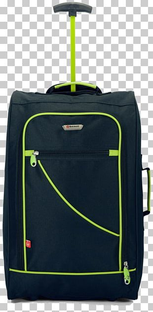 Hand Luggage Trolley Baggage Suitcase Backpack PNG