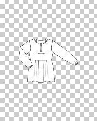T-shirt Burda Style Dress Fashion Pattern PNG