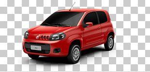 City Car Fiat Uno Fiat Automobiles Fiat 500 PNG