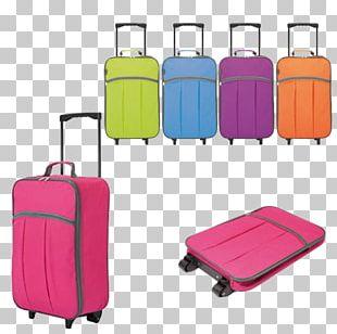 Suitcase Baggage Trolley Hand Luggage Samsonite PNG