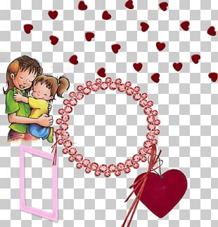 Valentine's Day Mother's Day Infant PNG
