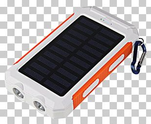 Battery Charger Solar Cell Phone Charger Solar Panels Solar Power PNG