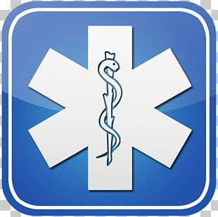 Star Of Life Emergency Medical Services Symbol Emergency Medical Technician PNG
