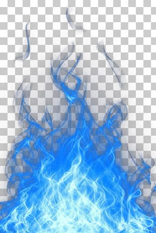 Fire Flame Blue Stock Photography PNG