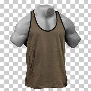 T-shirt Cotton Hoodie Sleeveless Shirt Clothing PNG