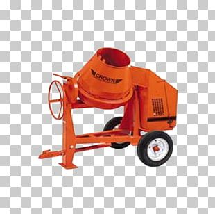 Cement Mixers Concrete Bobcat Company Heavy Machinery Betongbil PNG