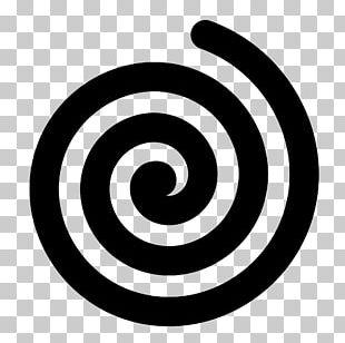 Spiral Geometric Shape Sacred Geometry PNG