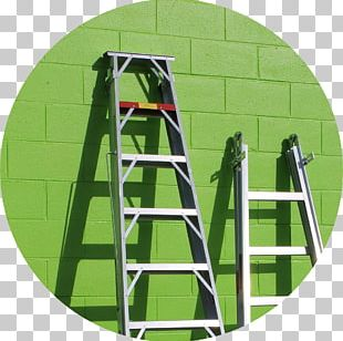 Ladder A-frame Architectural Engineering DIY Store Tool PNG