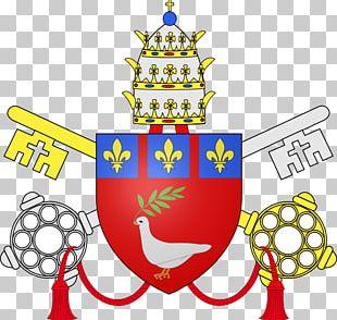 Portrait Of Innocent X Papal Coats Of Arms Enchiridion Symbolorum PNG