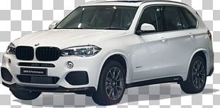 2017 BMW X5 Car Luxury Vehicle Sport Utility Vehicle PNG