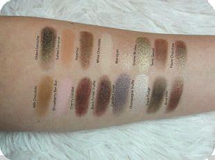 Too Faced Chocolate Bar Cosmetics Lip Gloss Eye Shadow Make-up PNG