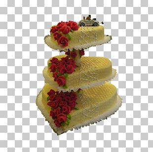 Wedding Cake Torte Buttercream Marzipan Cake Decorating PNG