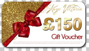 Gift Card Voucher Christmas Coupon PNG