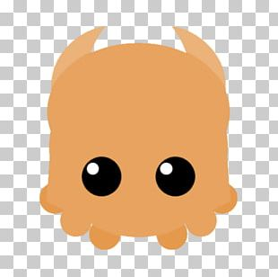 Mope.io Dumbo Octopus Snout PNG