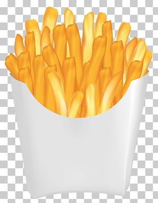 Hamburger French Fries Fast Food PNG
