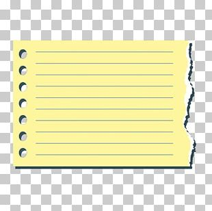 Paper Notebook Post-it Note PNG