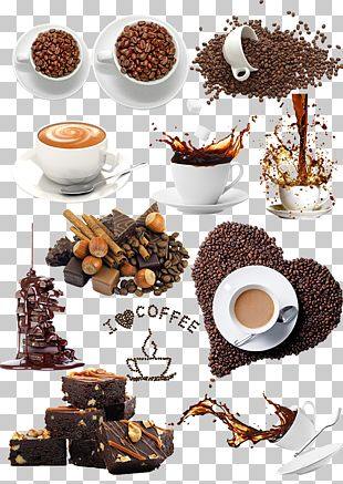 Coffee Cafe Drink PNG